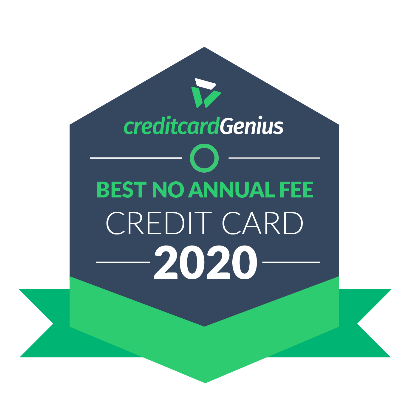 Best no annual fee credit card in Canada for 2020 award seal