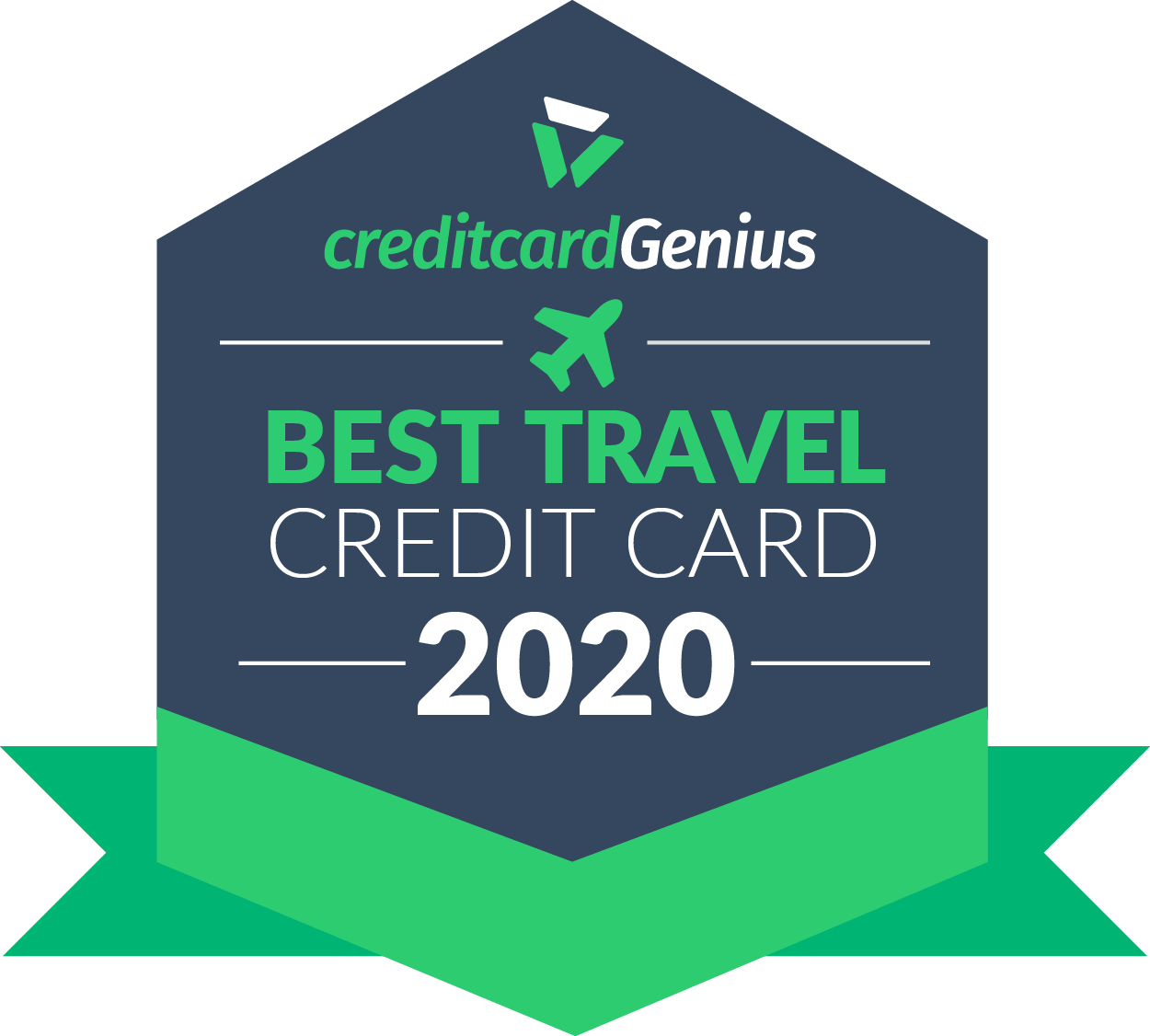 Best travel credit card for 2020 award seal