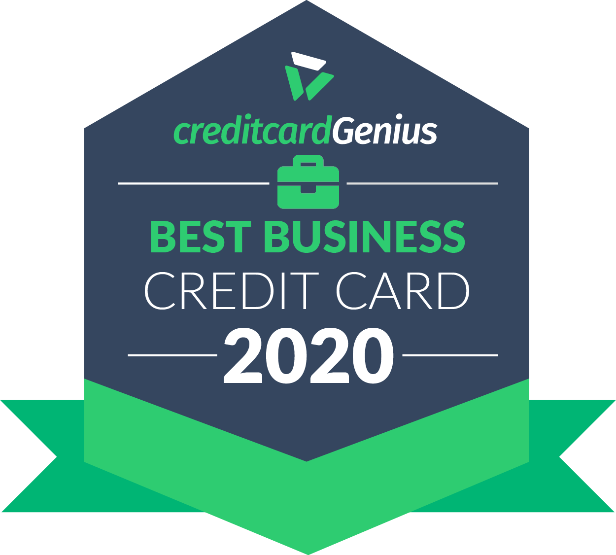 Best business credit card in Canada for 2020 award seal