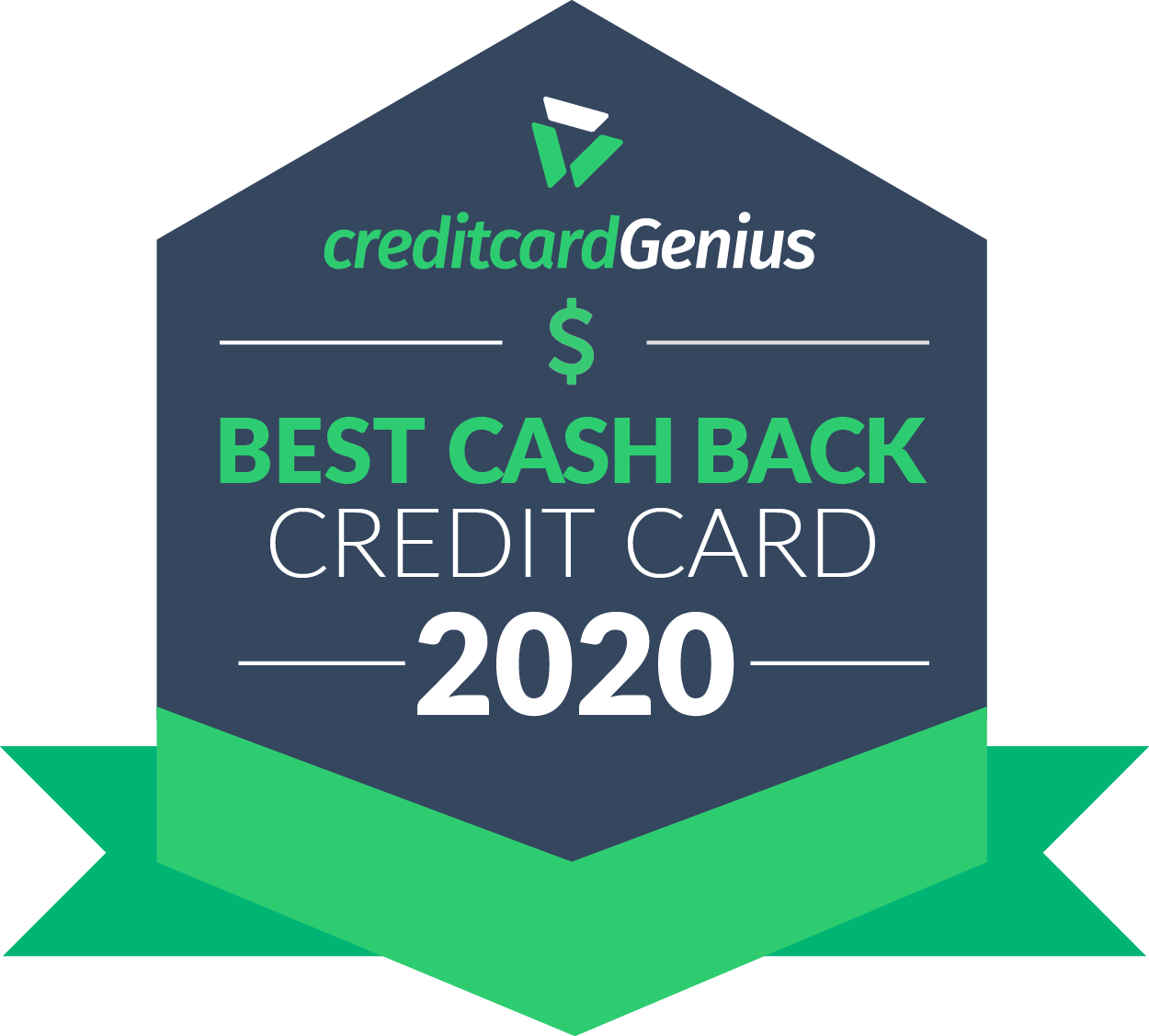 Best cash back credit card in Canada for 2020 award seal