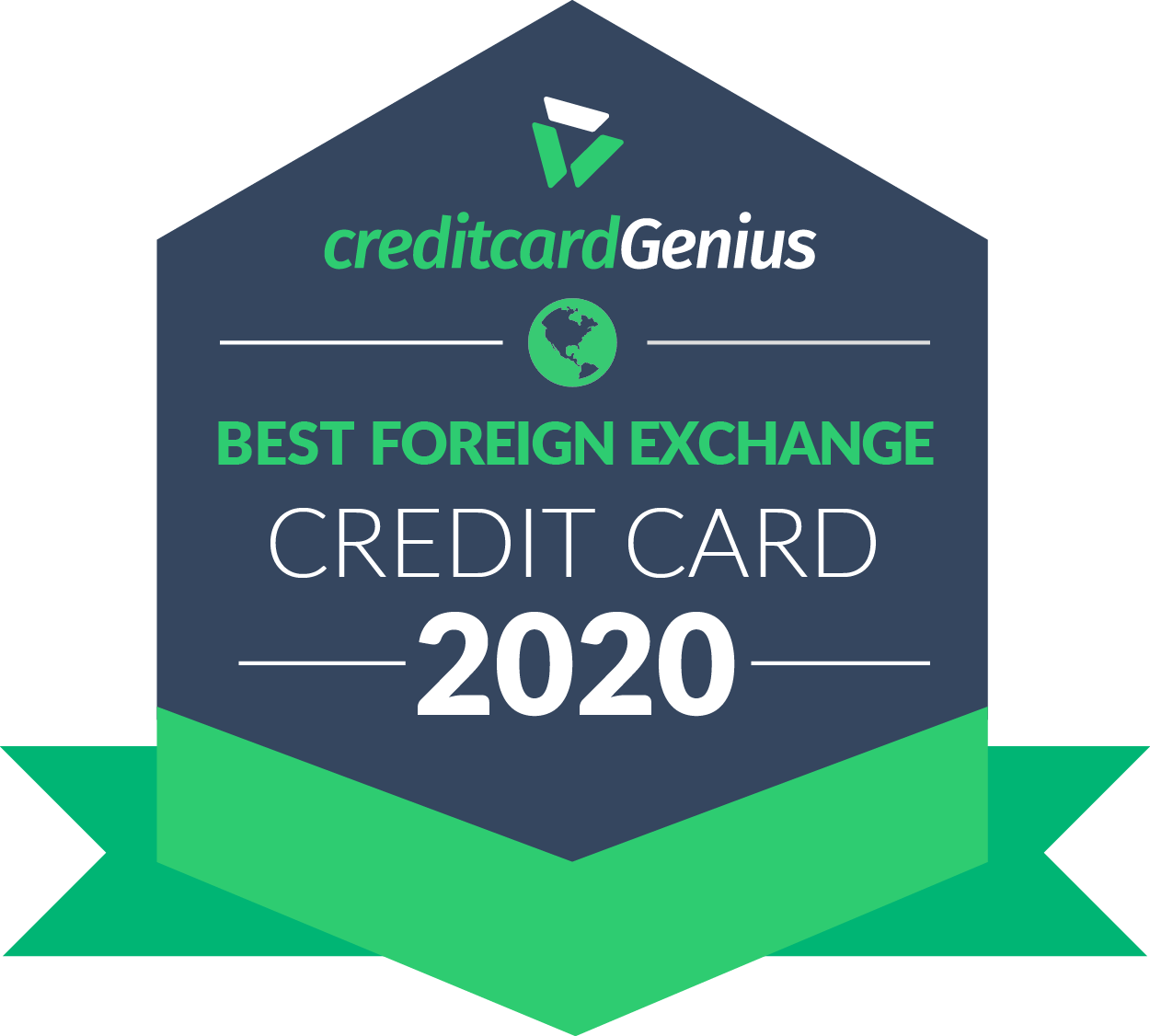Best foreign exchange credit card in Canada for 2020 award seal