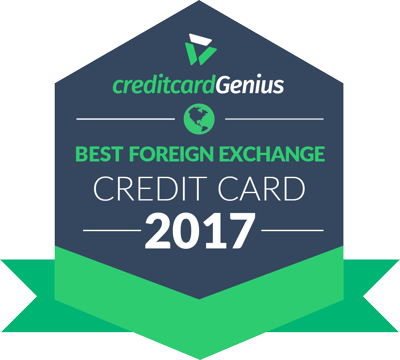 Best foreign exchange credit card in Canada for 2019 award seal