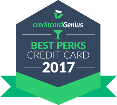 Best perks credit card in Canada for 2019 award seal