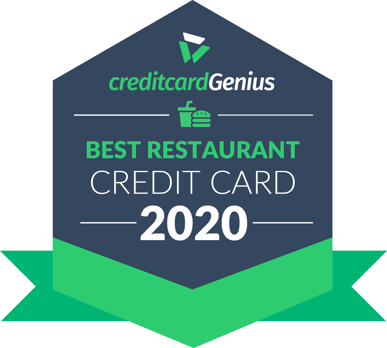 Best restaurant credit card for 2020 award seal