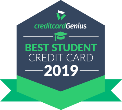Best student credit cards in Canada for 2019 award seal