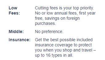 Low Fees vs Insurance Slider Tutotrial